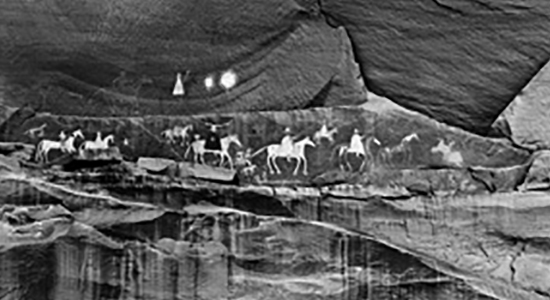 Canyon de Chelly Petroglyphs