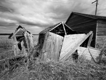 Ghosts of the Northern Plains: Outbuildings