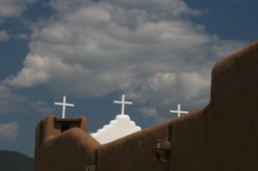 San Geronimo Chapel, Taos Pueblo, 2012
